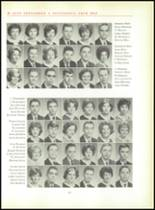 1963 Thomas Jefferson High School Yearbook Page 80 & 81