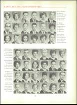 1963 Thomas Jefferson High School Yearbook Page 82 & 83