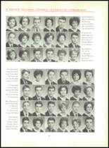 1963 Thomas Jefferson High School Yearbook Page 84 & 85