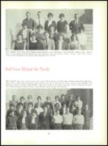 1963 Thomas Jefferson High School Yearbook Page 98 & 99