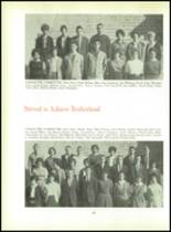 1963 Thomas Jefferson High School Yearbook Page 100 & 101
