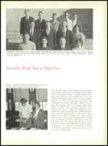 1963 Thomas Jefferson High School Yearbook Page 106 & 107