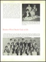 1963 Thomas Jefferson High School Yearbook Page 110 & 111