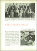 1963 Thomas Jefferson High School Yearbook Page 112 & 113