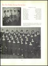 1963 Thomas Jefferson High School Yearbook Page 132 & 133