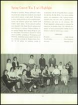 1963 Thomas Jefferson High School Yearbook Page 134 & 135
