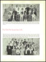 1963 Thomas Jefferson High School Yearbook Page 136 & 137