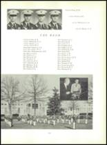 1963 Thomas Jefferson High School Yearbook Page 154 & 155