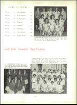 1963 Thomas Jefferson High School Yearbook Page 168 & 169