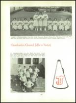 1963 Thomas Jefferson High School Yearbook Page 170 & 171