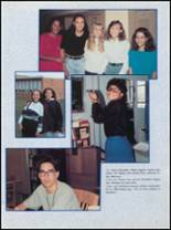 1992 Metuchen High School Yearbook Page 10 & 11