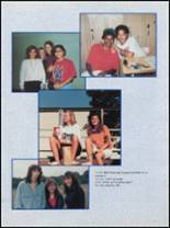 1992 Metuchen High School Yearbook Page 14 & 15