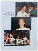 1992 Metuchen High School Yearbook Page 18 & 19