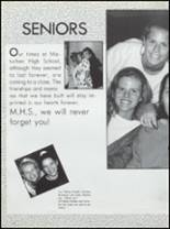 1992 Metuchen High School Yearbook Page 20 & 21