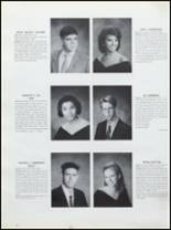 1992 Metuchen High School Yearbook Page 22 & 23