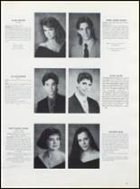 1992 Metuchen High School Yearbook Page 24 & 25