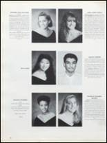 1992 Metuchen High School Yearbook Page 26 & 27