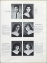 1992 Metuchen High School Yearbook Page 30 & 31