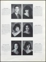 1992 Metuchen High School Yearbook Page 32 & 33