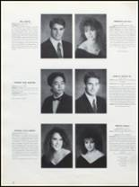 1992 Metuchen High School Yearbook Page 34 & 35