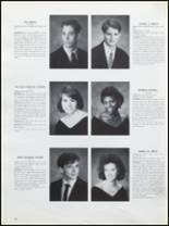 1992 Metuchen High School Yearbook Page 36 & 37