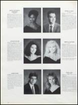 1992 Metuchen High School Yearbook Page 38 & 39