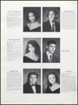 1992 Metuchen High School Yearbook Page 40 & 41