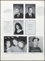 1992 Metuchen High School Yearbook Page 42 & 43