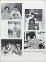 1992 Metuchen High School Yearbook Page 50 & 51