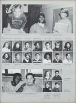 1992 Metuchen High School Yearbook Page 56 & 57