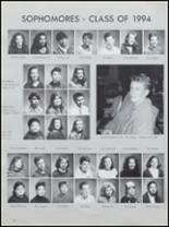 1992 Metuchen High School Yearbook Page 60 & 61
