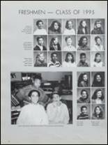 1992 Metuchen High School Yearbook Page 64 & 65