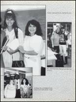1992 Metuchen High School Yearbook Page 72 & 73
