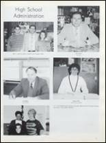 1992 Metuchen High School Yearbook Page 74 & 75