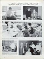 1992 Metuchen High School Yearbook Page 82 & 83