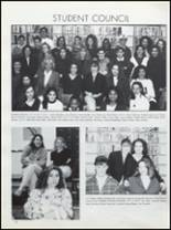 1992 Metuchen High School Yearbook Page 96 & 97