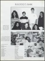 1992 Metuchen High School Yearbook Page 100 & 101
