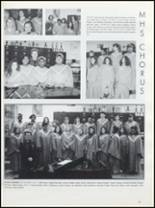 1992 Metuchen High School Yearbook Page 104 & 105