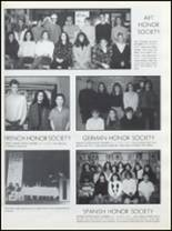 1992 Metuchen High School Yearbook Page 106 & 107