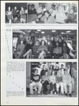 1992 Metuchen High School Yearbook Page 108 & 109