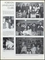 1992 Metuchen High School Yearbook Page 110 & 111