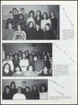 1992 Metuchen High School Yearbook Page 112 & 113