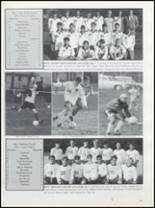 1992 Metuchen High School Yearbook Page 122 & 123