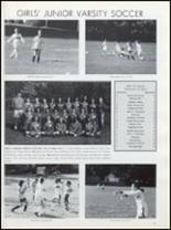 1992 Metuchen High School Yearbook Page 124 & 125