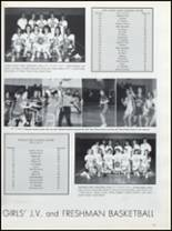 1992 Metuchen High School Yearbook Page 134 & 135