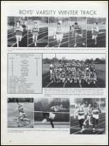 1992 Metuchen High School Yearbook Page 140 & 141