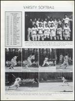 1992 Metuchen High School Yearbook Page 144 & 145