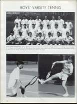 1992 Metuchen High School Yearbook Page 146 & 147