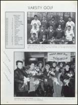 1992 Metuchen High School Yearbook Page 150 & 151