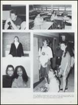 1992 Metuchen High School Yearbook Page 154 & 155
